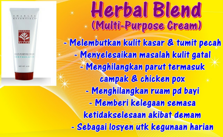 KRIM HERBAL BLEND