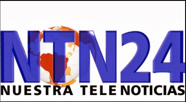 Canal NTN24 transmite señal en vivo vía YouTube tras ser bloqueado en Venezuela