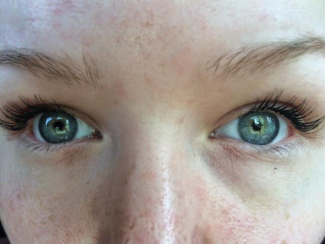 mascara results