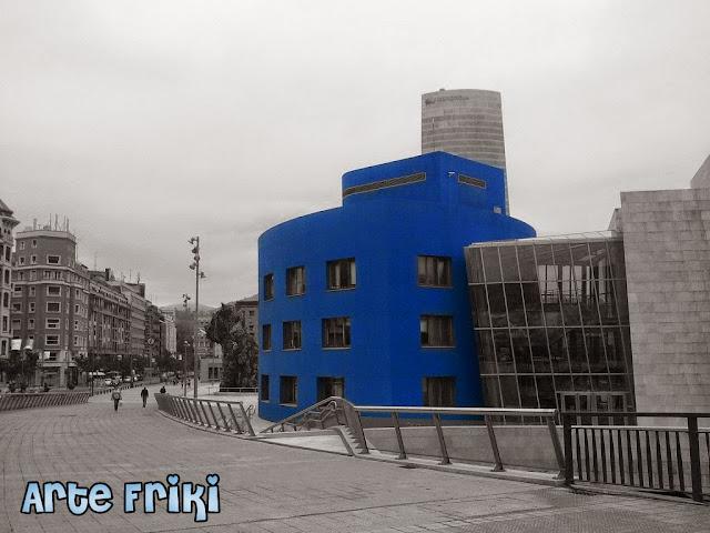 Bilbao Guggenheim Puppy