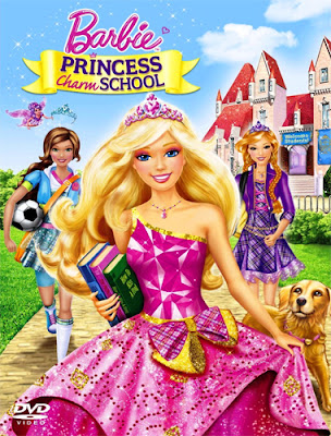 Barbie Princess Charm School (2011) Español Latino