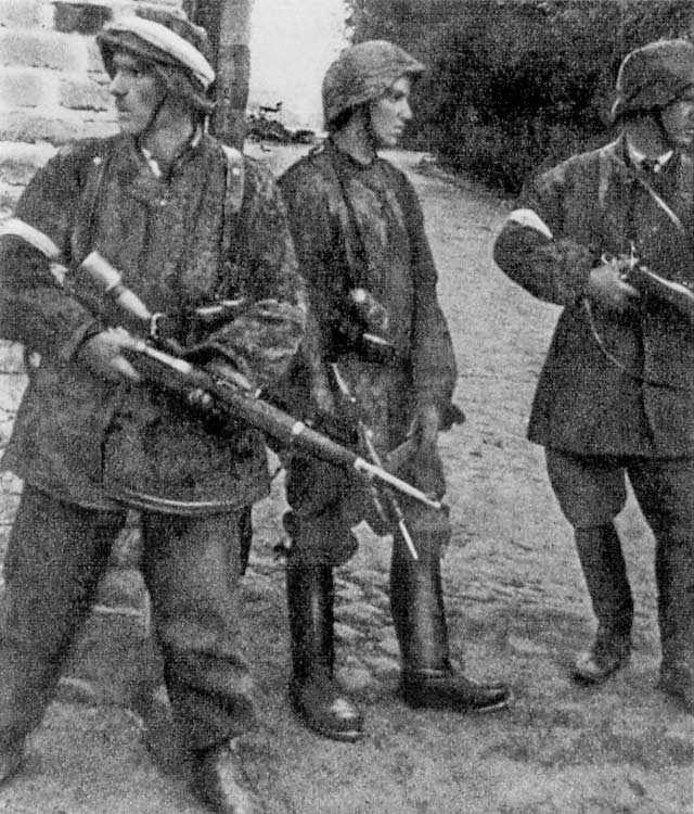 Armia Krajowa Polish Home Army_Parasol_Regiment_Warsaw_Uprising_1944