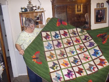 ...another gorgeous quilt by gorgeous Fran