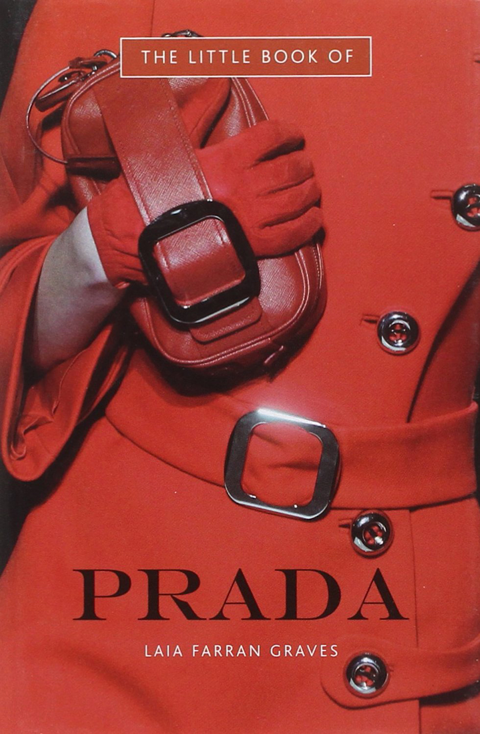 The little book of Prada review, preview / best fashion books / Miuccia Prada short history / Italian fashion designers / fashion library / via fashioned by love / british fashion blog
