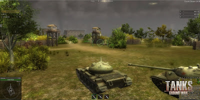 Ground War Tanks