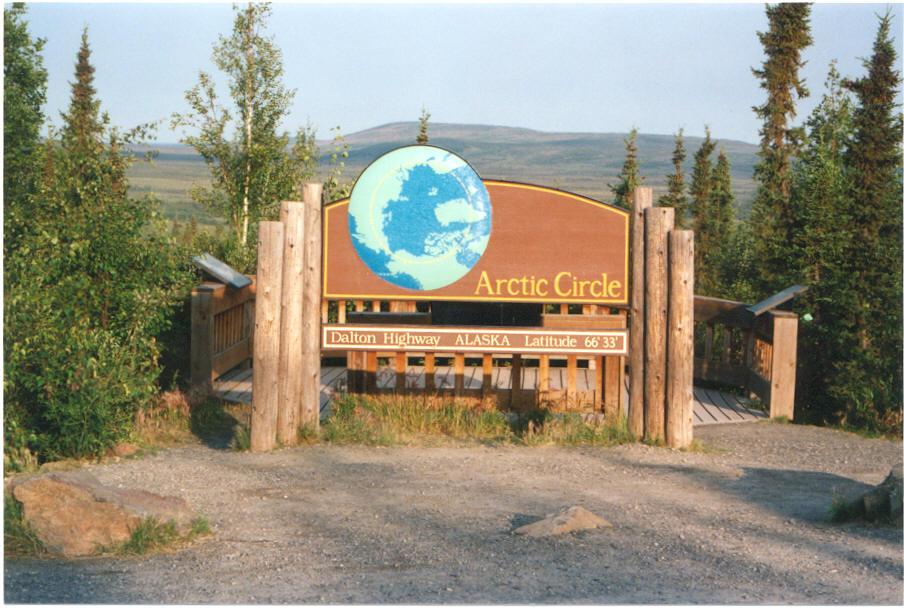 Alaska and North Canada 2000