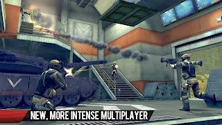 Modern Combat 4: Zero Hour v1.1.0 Mod