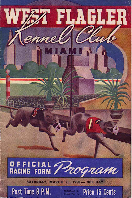 sports, 1950, Florida, gambling, Dogssports, 1950, Florida, gambling, Dogs