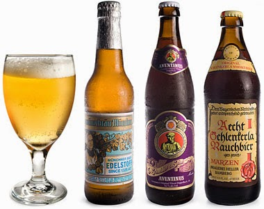 All About German Beer