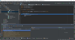 Running with the debugger