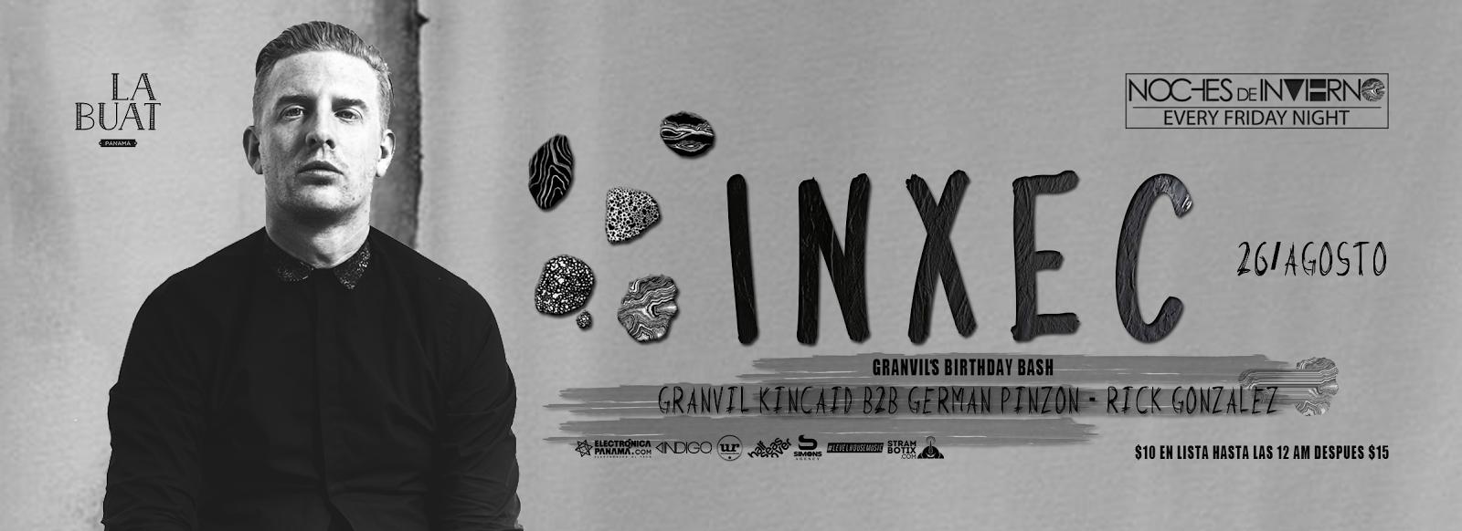 INXEC - La Buat.