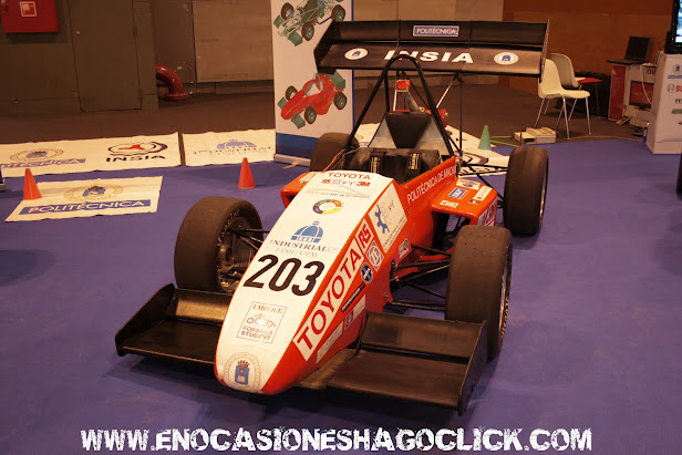 UPM Racing: El equipo de carreras de la Universidad de Politécnica de Madrid