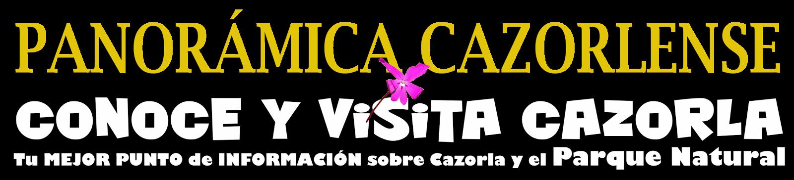 PANORÁMICA CAZORLENSE