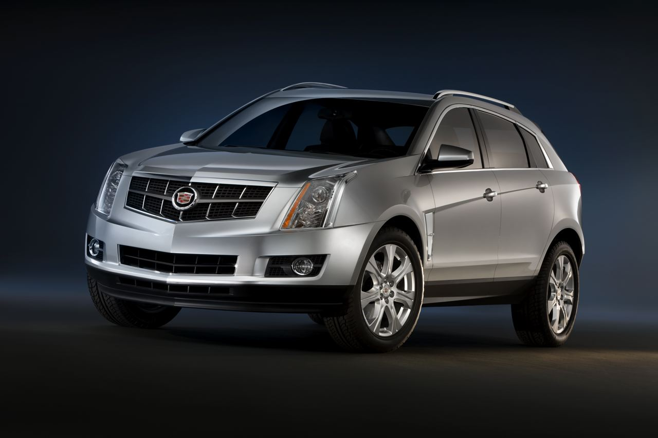 2012 cadillac srx crossover luxury suv cars blackcarracing