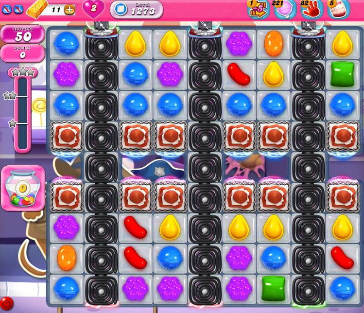 Candy Crush Saga 1273