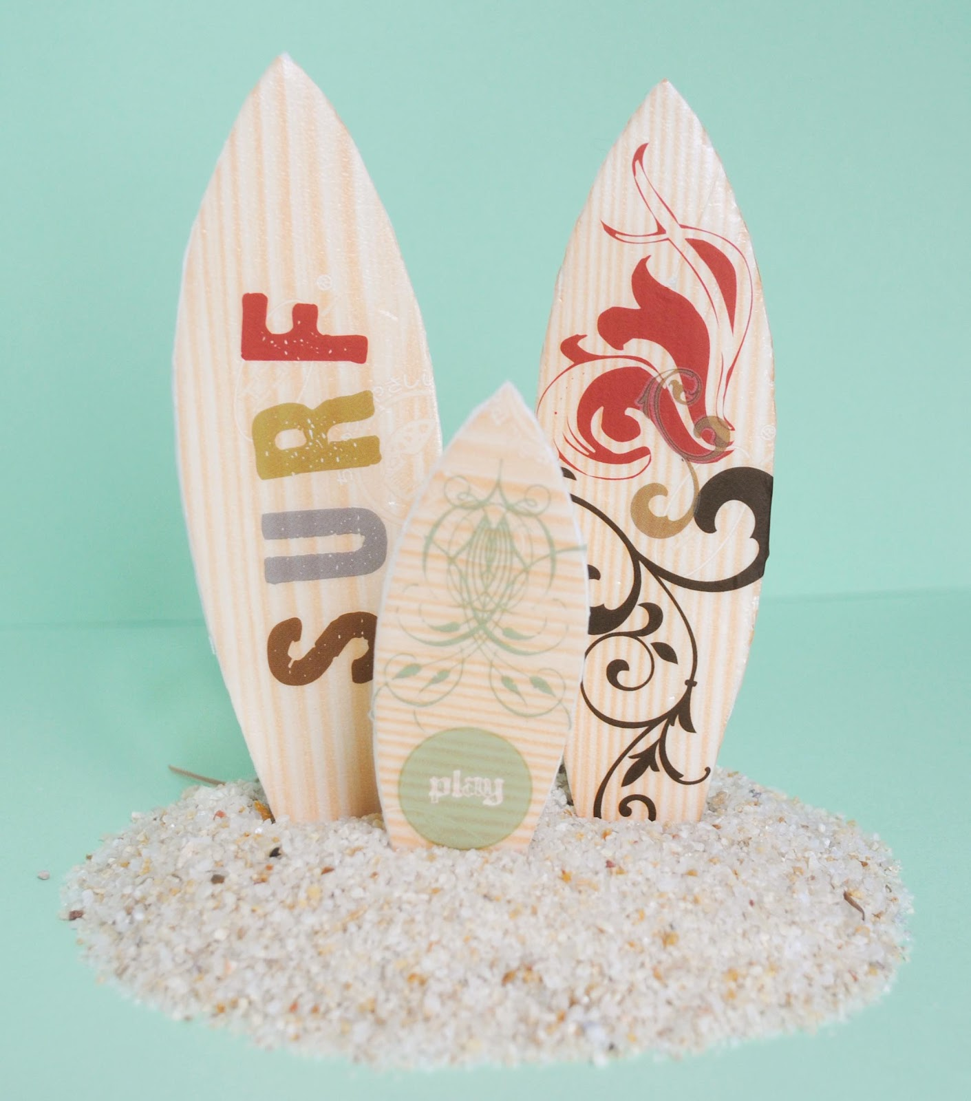 zakka life kid craft mini surfboards