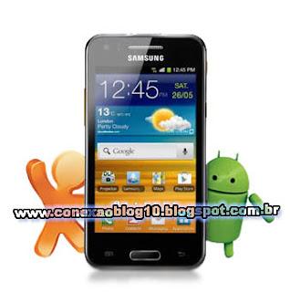 como configurar internet 3G e 2G da operadora Vivo no seu celular Samsung Galaxy Beam