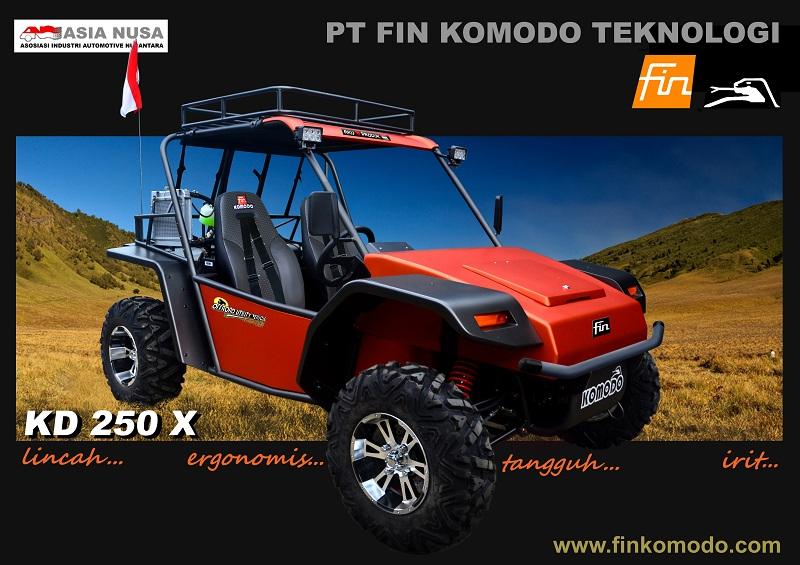 New Generation KD250X