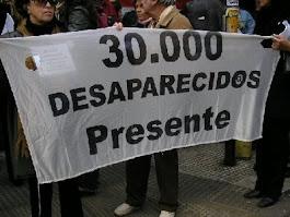 La mentira de los 30 mil desaparecidos