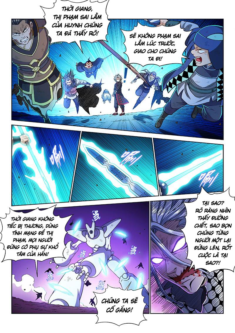 Ta Là Đại Thần Tiên chap 183 - Trang 9