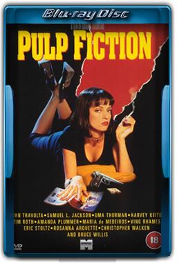 Pulp Fiction Tempo de Violência Torrent dublado