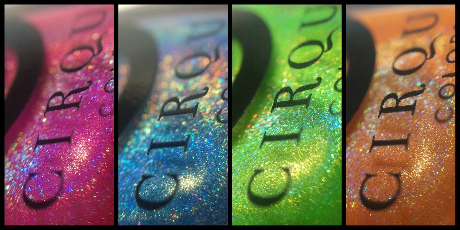 Cirque Colors - Magic Hour Collection Holos - McPolish