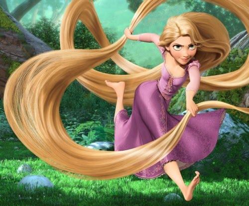 Juegos de Enredados Rapunzel la Película de Disney en Español ...