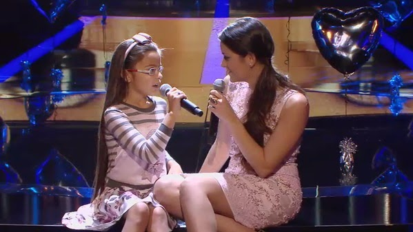 Johana y Vanesa Levántate Gala 3