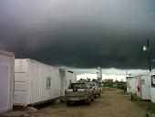 Una tormentita Panameña