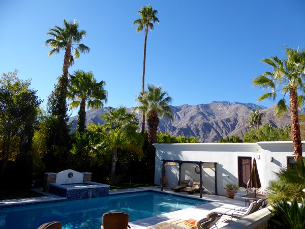 Palm Springs rental