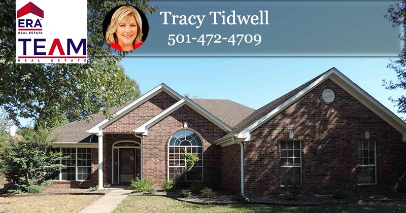 Tracy tidwell team property listings a conway home with for Custom home builders central arkansas