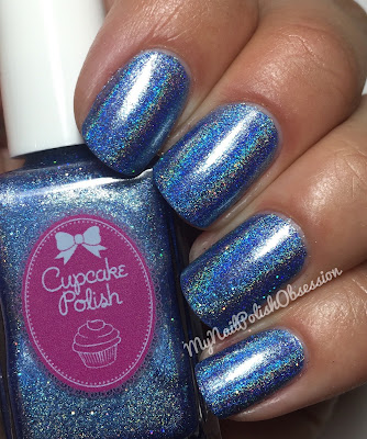 Cupcake Polish Holiday Magic: Joy
