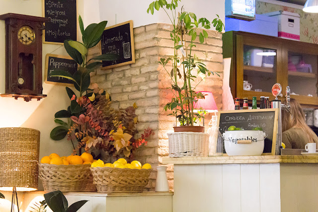 Zaragoza, Café Botánico