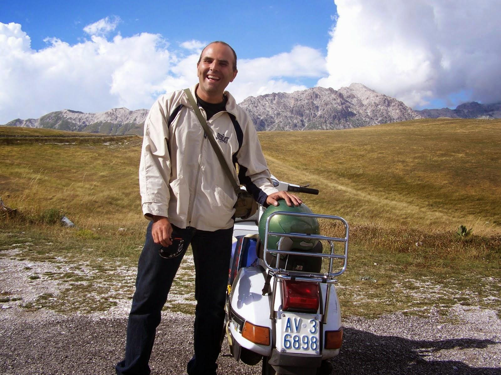 In Abruzzo.