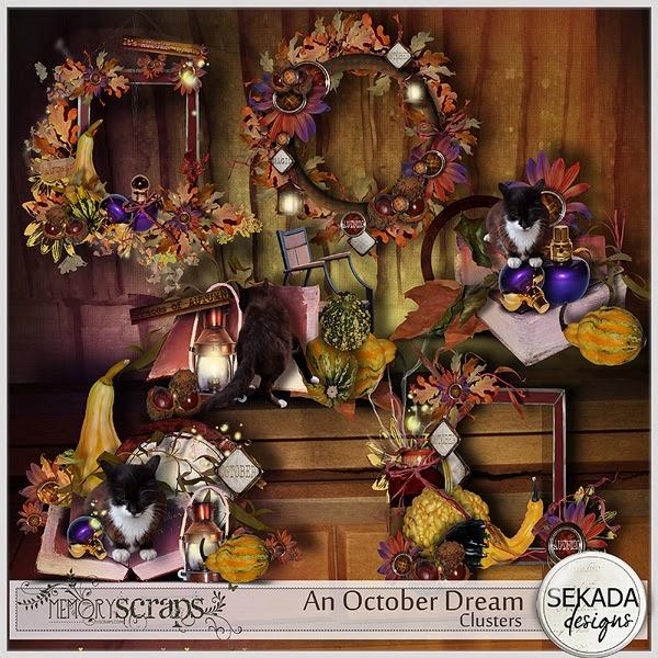 http://www.mscraps.com/shop/An-October-Dream-Clusters/