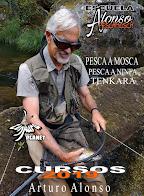 Cursos Pesca Mosca 2019