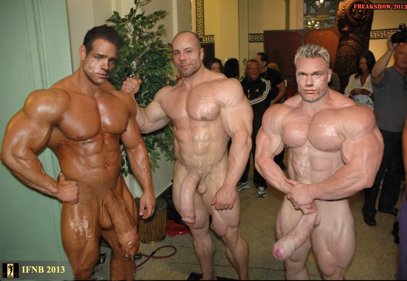 Phoenix, naked cock group love