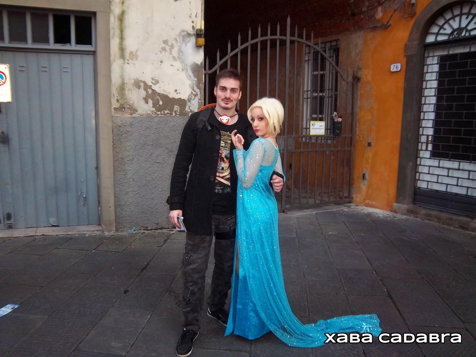 Io ed Elsa