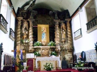 Iglesia Santa Maria Almacave, Lamego Portugal