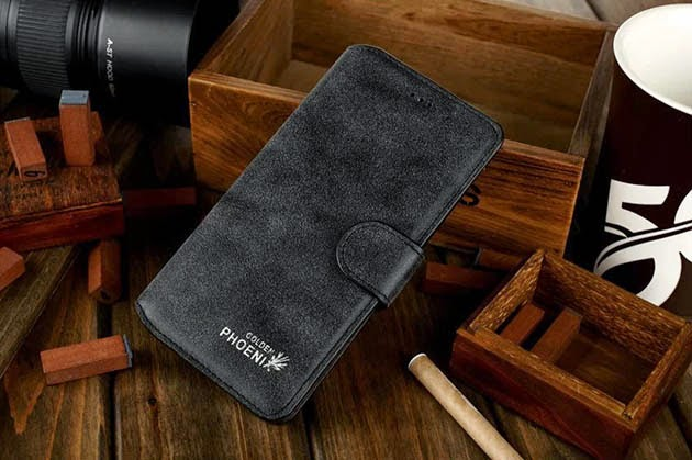 เคส Note 4 พร้อมส่ง 120015 สีดำ