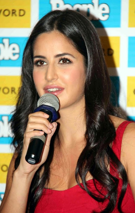 spicy katrina kaif katrina kaif peoples magazine launch party latest photos