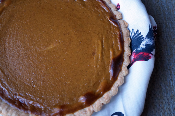 how to say pumpkin pie in spanish
