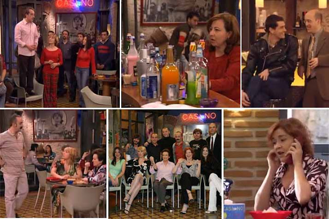 Bar de la serie de Telecinco Siete Vidas, Casi ke no