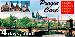 Tarjeta ahorro de Praga