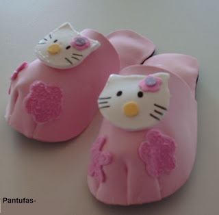 pantufa infantil para meninas hello kitty