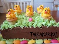 Eelinpäivä kakku
