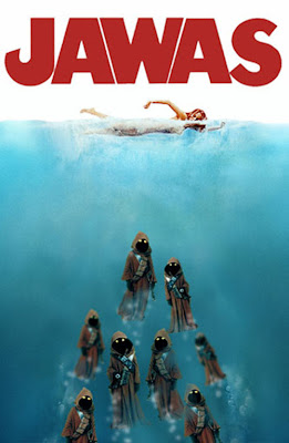 Hilarious Spoofs Of The 'Jaws' Movie Poster Seen On www.coolpicturegallery.us