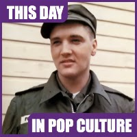 Elvis Presley was drafted into the army on December 20, 1957