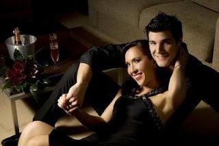 Jelena Jankovic with Boyfriend