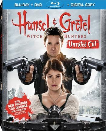 Hansel Y Gretel Cazadores De Brujas Latino
